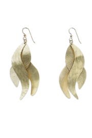 Chick Boss Sand Sculptured earrings - Product Mini Image