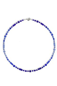 Sand Sea Sun Cipher-Dots Dash Necklace - Product List Image