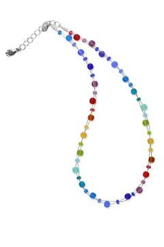 Sand Sea Sun Dots Floating Necklace - Product List Image