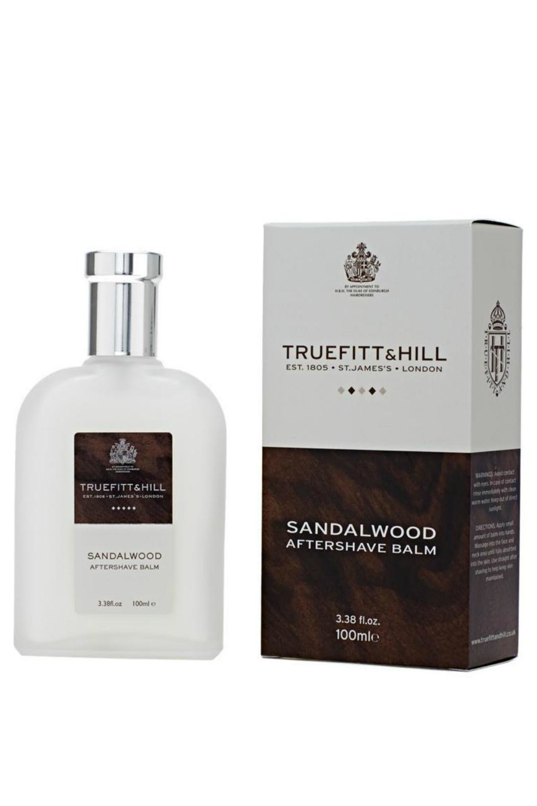 TRUEFITT AND HILL Sandalwood Aftershave Balm - Front Cropped Image