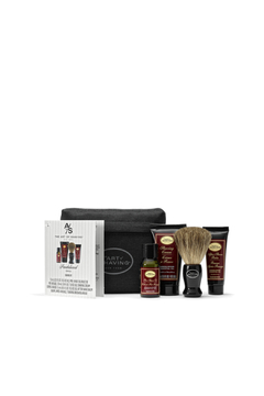 ART OF SHAVING SANDALWOOD STARTER KIT WITH BAG - Alternate List Image