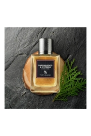 ART OF SHAVING Sandlewood&Cypress Cologne - Front cropped