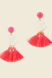 Lilly Pulitzer Sandpiper Earrings - Product Mini Image