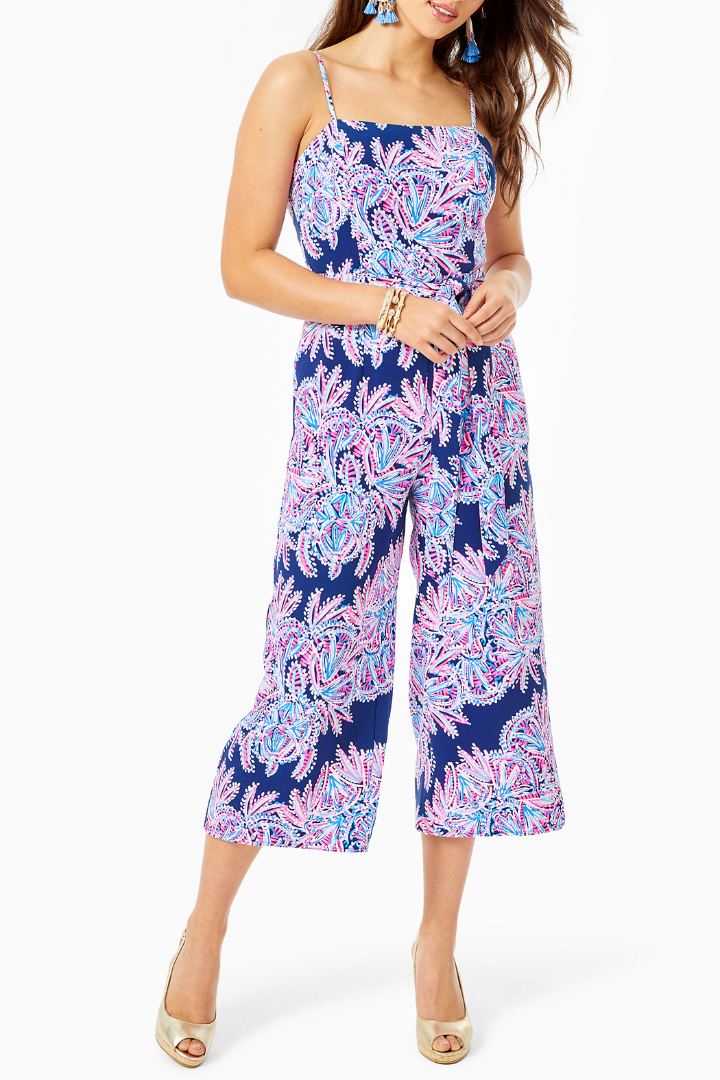 Lilly Pulitzer Sandra Jumpsuit - Main Image