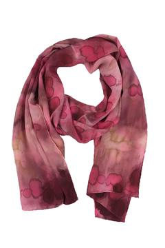 Shoptiques Product: Dyed Silk Scarf