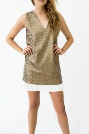 Sandra Weil Coin Sequin Dress - Product Mini Image