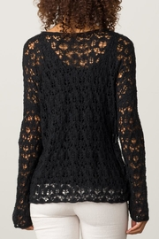 Margaret O'Leary Sandre Lace Vee - Side cropped