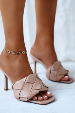 BILLINI Sandro Nude Heels - Alternate List Image