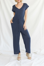 Mystree Sandwash jersey jumpsuit - Product Mini Image