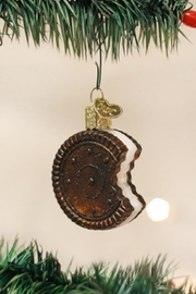 Old World Christmas Sandwich Cookie Ornament - Product Mini Image