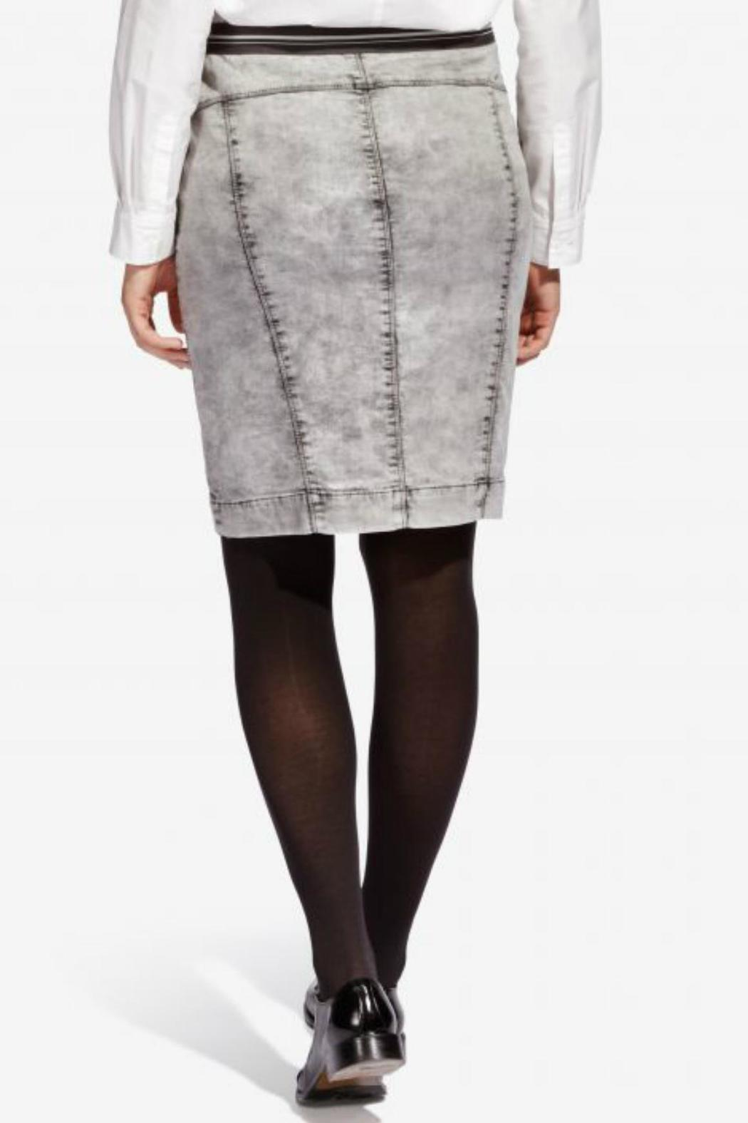 Sandwich Clothing Denim Skirt from Canada by Moxxi — Shoptiques