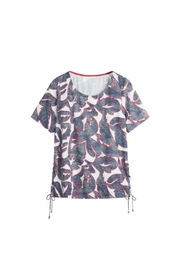 Sandwich Clothing Graphic Print Top - Product Mini Image