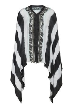 Shoptiques Product: Soft Stripe Cape