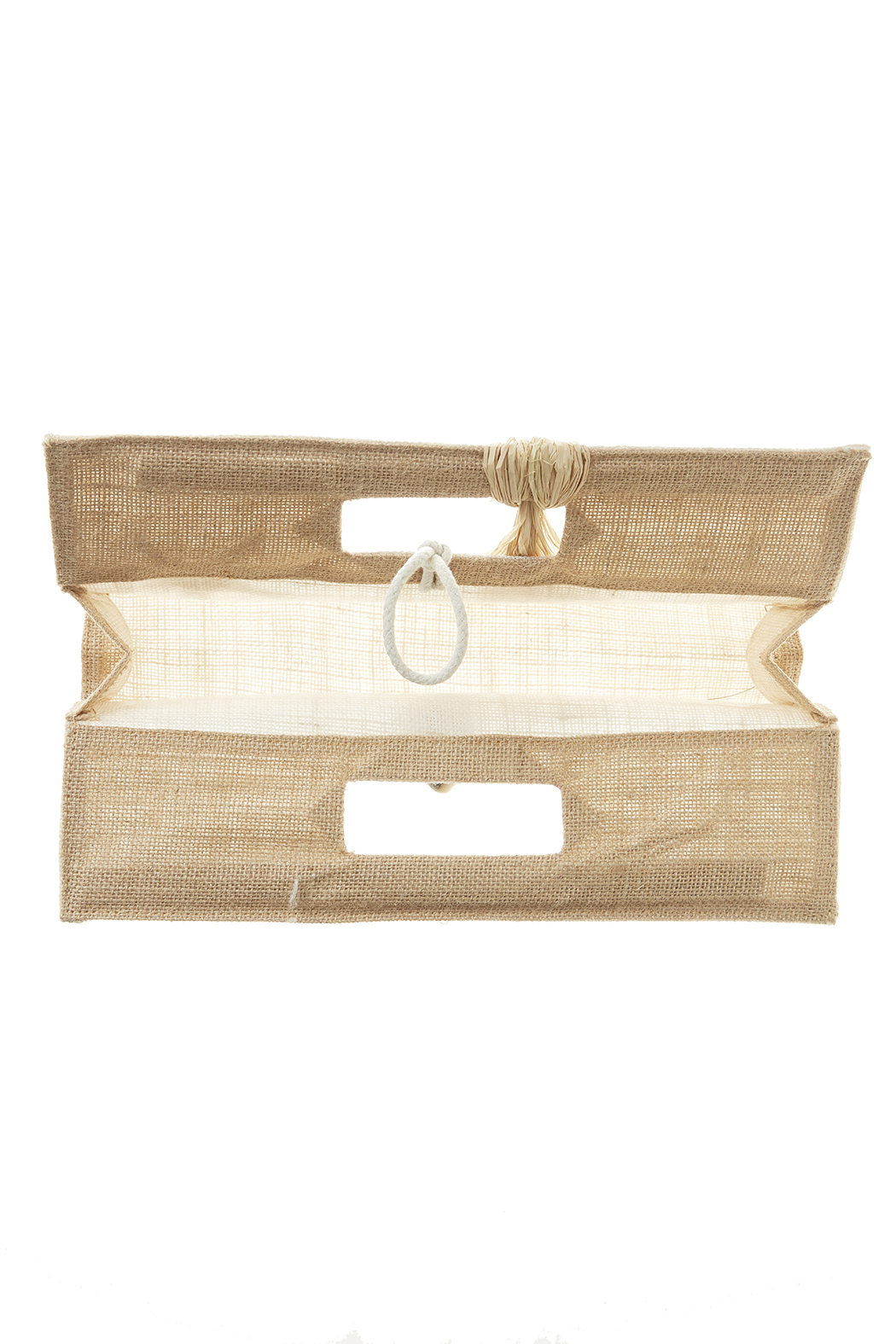 Sandy by the Sea Purse Wine Bag - Front Full Image