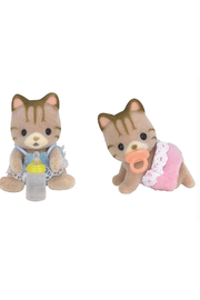 Calico Critters Sandy Cat Twins - Product Mini Image
