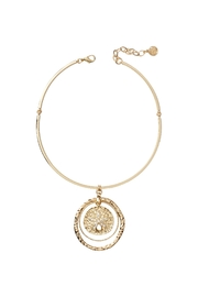 Lilly Pulitzer Sandy Coin Necklace - Product Mini Image