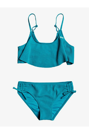 Roxy Sandy Forever Flutter Bikini Set - Product Mini Image