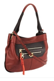 OrYANY Sandy Italian Leather Hobo Bag - Product Mini Image