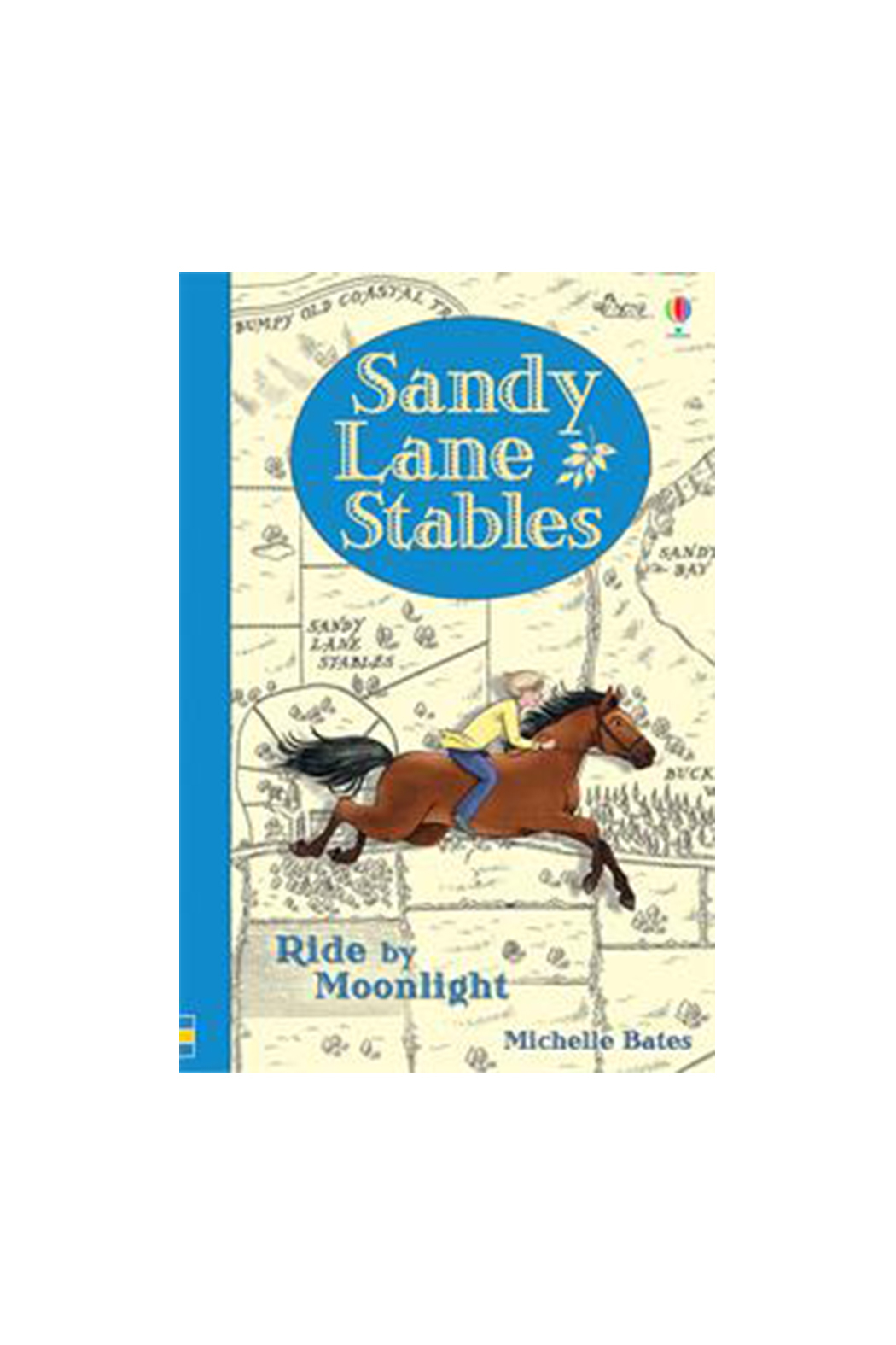 Usborne Sandy Lane Stables: Ride By Moonlight - Main Image