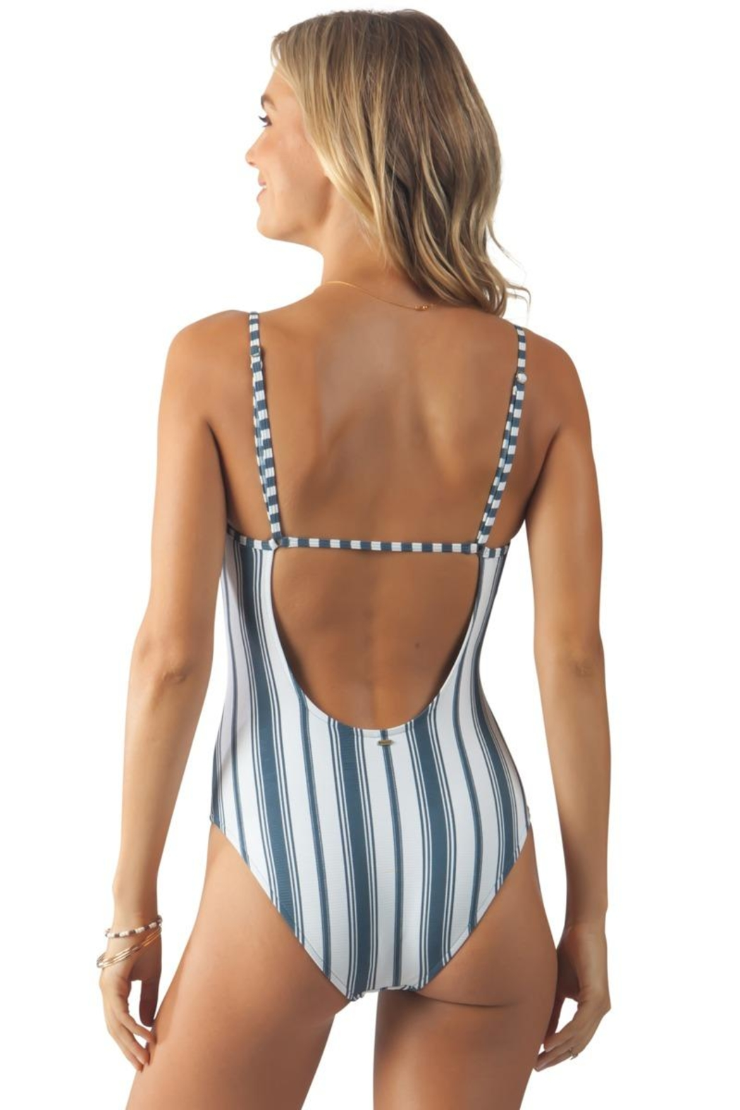Rip Curl Sandy Shores One-Piece - Front Full Image