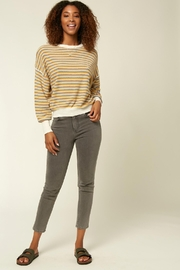 O'Neill Sandy Stripe Sweater - Back cropped