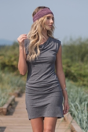 Nomad Hempwear Sangria Bamboo Dress - Product Mini Image