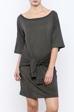 Shoptiques Product: Front Tie Dress