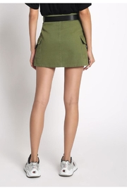 Sans Souci Belted Mini Skirt - Side cropped