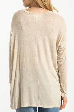 Shoptiques Product: Boxy Ribbed Top