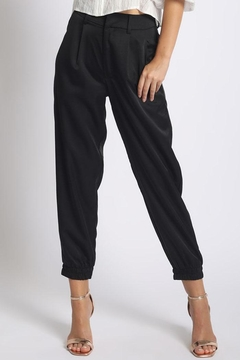Shoptiques Product: Cropped Midrise Joggers