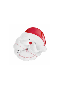MudPie Santa Chip & Dip Set - Alternate List Image