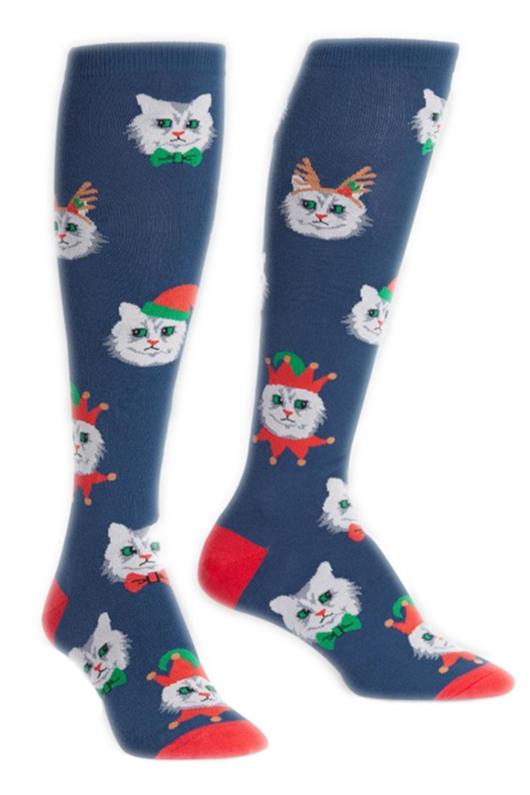 Sock it to me Santa Claws - Main Image