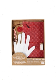 Mud Pie Santa Evidence Kit - Product Mini Image