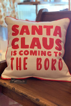 Shoptiques Product: Santa is coming to the Boro