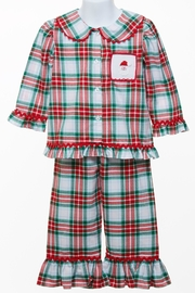 Banana Split Santa Pajama Set - Product Mini Image