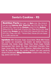 Candy Club Santa's Cookies - Front full body