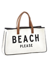 Santa Barbara Design Studio Beach Tote - Front cropped