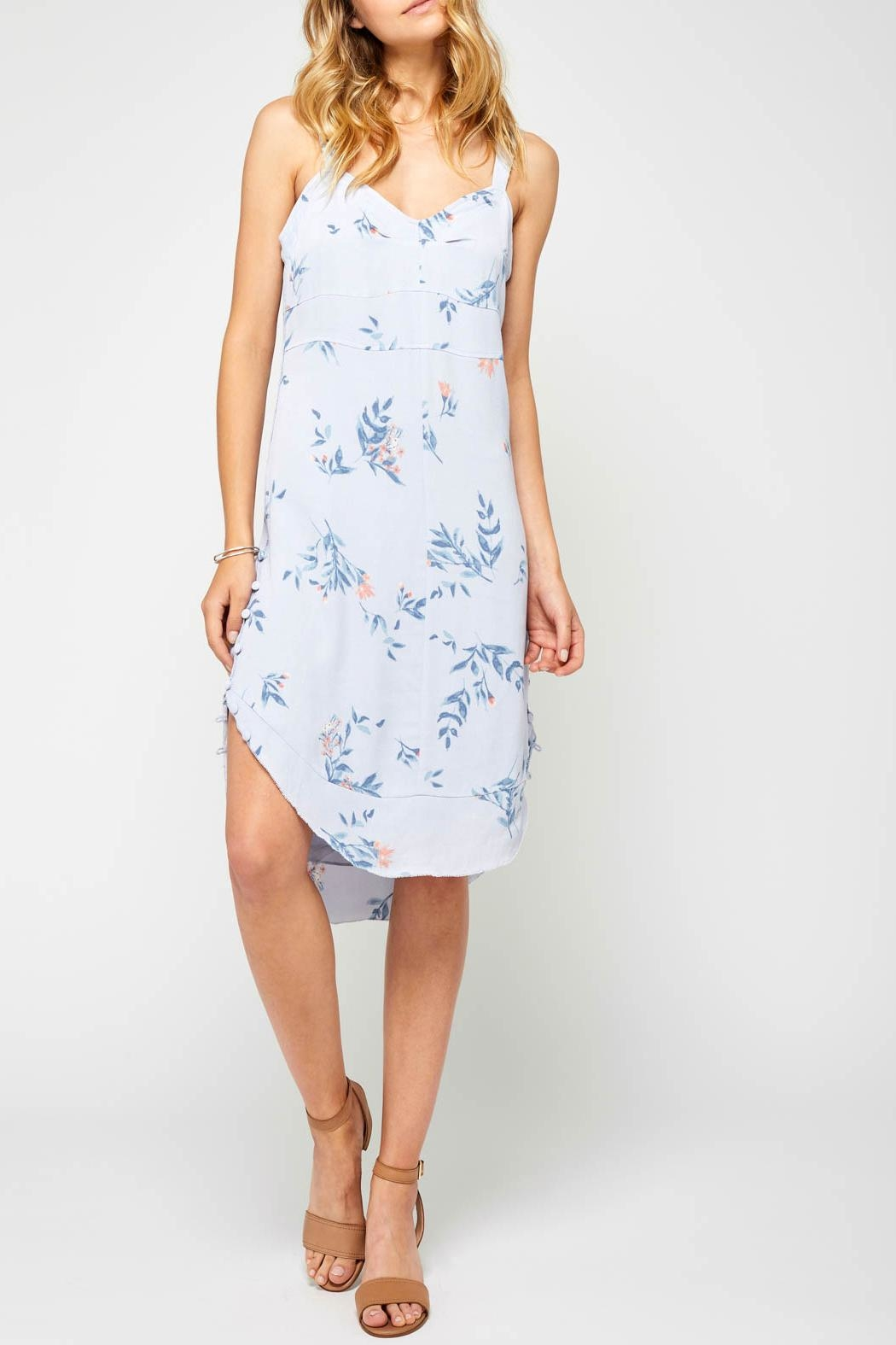 Gentle Fawn Santana Dress - Front Cropped Image