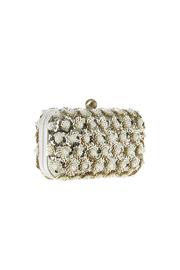 Santi Gold Pearl Clutch - Product Mini Image