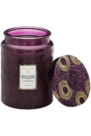Voluspa Santiago Huckleberry Large Jar Candle - Product Mini Image