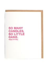 Sapling Press Happy Birthday Card - Product Mini Image