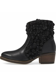 Sheridan Mia Sapphire Floral Bootie - Front cropped