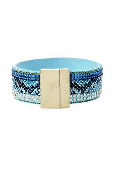 Sapphire Sky private label Jeweled Snake Bracelet - Product List Image