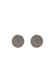 Sapphire Sky private label Pave' Cz Earring - Product Mini Image