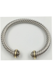 Sapphire Sky private label Cable Twist Gold Tip - Product Mini Image