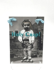 Sapphire Sky private label Holy Crap Girl - Product Mini Image