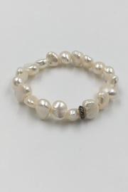 Sapphire Sky private label Pearl Bead Bracelet - Product Mini Image