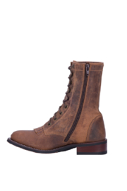 Dan Post Boot Company Sara Rose Boots - Side cropped