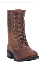 Dan Post Boot Company Sara Rose Boots - Front cropped