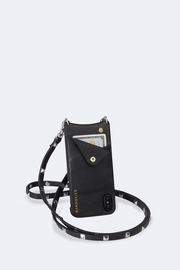 Bandolier Sarah Black/silver Iphone8+/7+/6+ - Product Mini Image